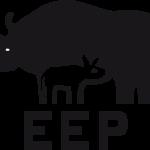logo EEP neushoorn met jong